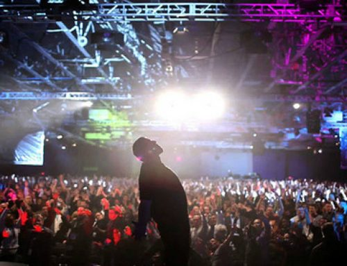 Unleashing the Power Within: A Weekend With Tony Robbins