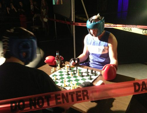 Chess Boxing: Brain meets Brawn