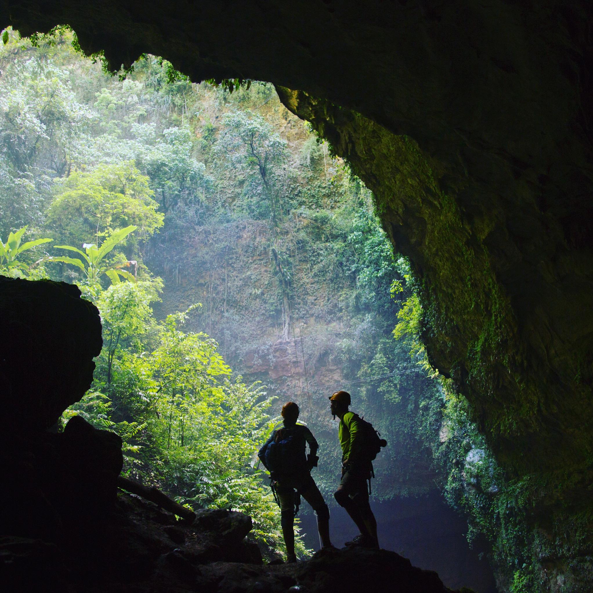 caving Puerto Rico Rio Camuy
