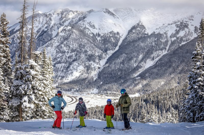 Copper Mountain with Kids