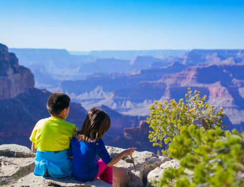 Tips on Hiking with Young Children