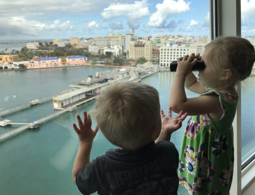 Travel Video: Tips on Cruising with Toddlers